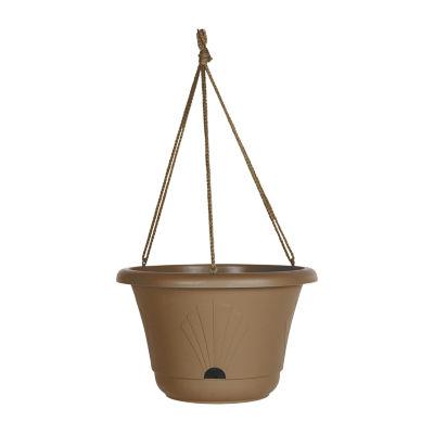 """Bloem Lucca Self Watering Hanging 13"""" Basket"""""""