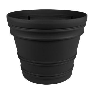 Bloem Rolled Rim Planter - 22""