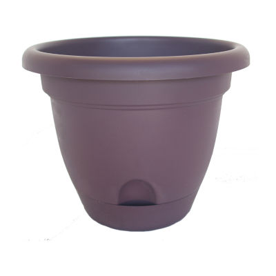 "Bloem Lucca Self Watering 14"" Planter"""