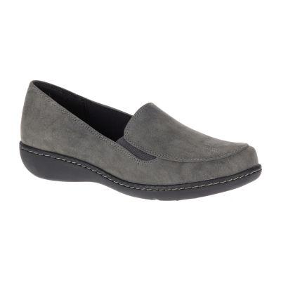 Hush Puppies Jaylene Womens Slip-On Shoes