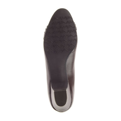 Hush Puppies Pleats Be With You Womens Pumps