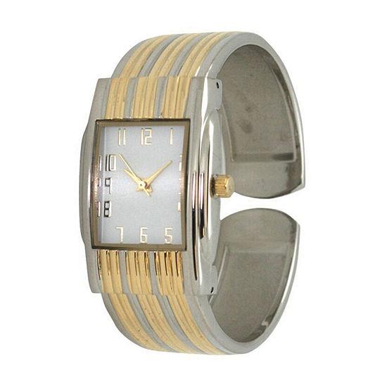 Olivia Pratt Unisex Two Tone Bracelet Watch A916781twotone