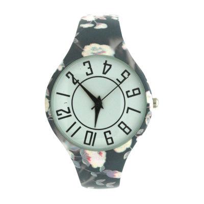 Olivia Pratt Unisex Gray Bracelet Watch-H10054grey