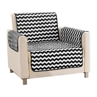 Duck River Fifi Home Reversible Waterproof Microfiber Chair Cover
