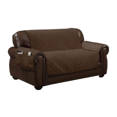 Duck River Wallace Water Resistent Loveseat Cover