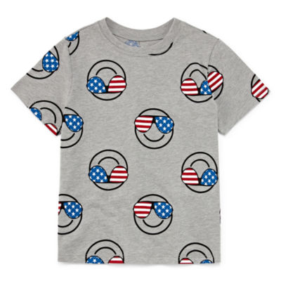 City Streets Graphic T-Shirt-Toddler Boys