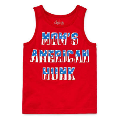 City Streets Tank Top - Toddler Boys