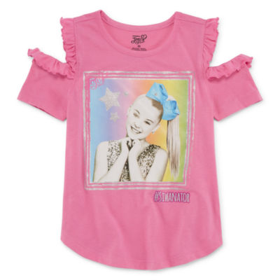 Jojo Graphic T-Shirt-Big Kid Girls