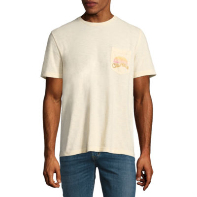St. John's Bay Short Sleeve Graphic T-Shirt