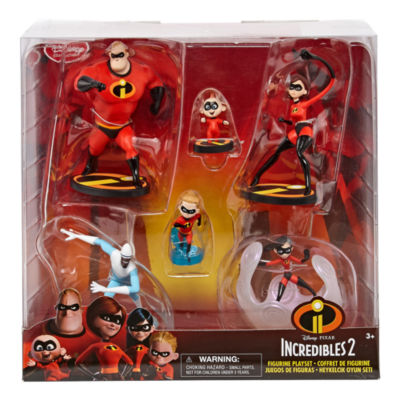 Disney 6-pc. Action Figure