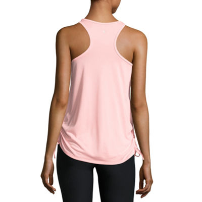 Xersion Side Rouched Tank - Tall