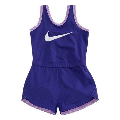 Nike Sleeveless Romper - Toddler