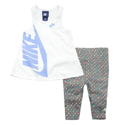 Nike Su18 Toddler Nike Sts 2-pc. Short Set Toddler Girls