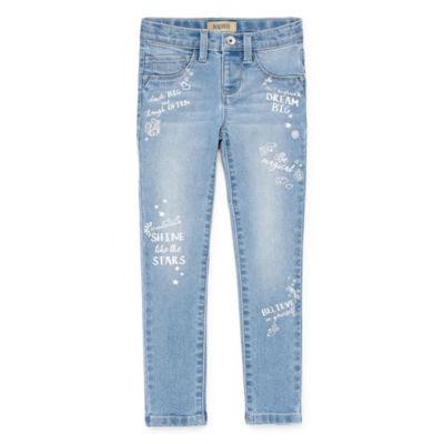 Squeeze Skinny Fit Jean Big Kid Girls