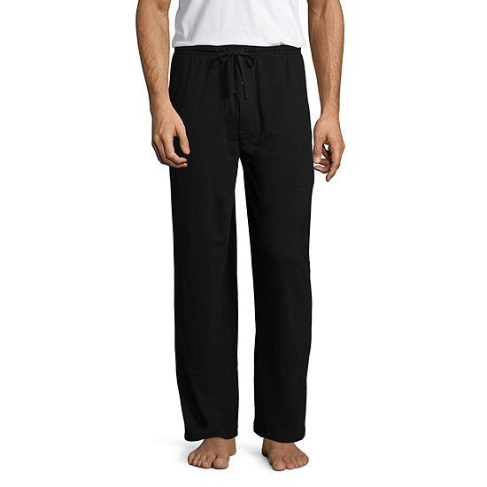 Stafford Men's Knit Pajama Pants