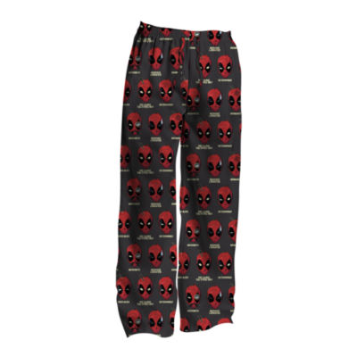 Spring 2018 Deadpool Knit Pajama Pants