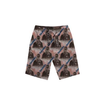Spring 2018 Star Wars Jersey Pajama Shorts
