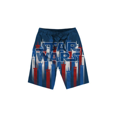 Star Wars Jersey Pajama Shorts