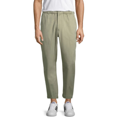 Arizona Relaxed Fit Flat Front Pants