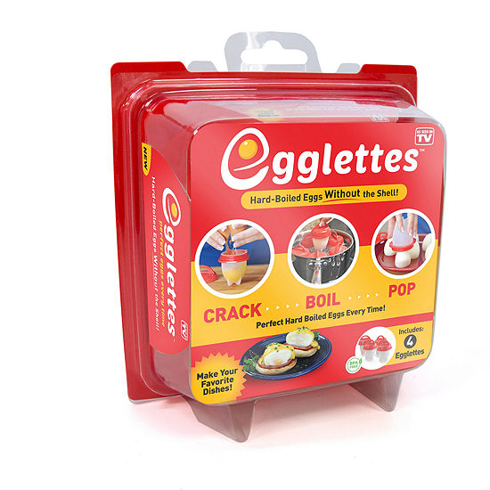 As Seen On TV® Egglettes Egg Poaching Cup