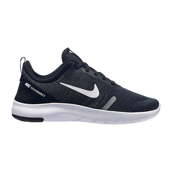 Nike Flex Experience 8 Big Kids Boys Lace-up Running Shoes