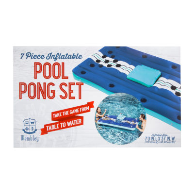 Wembley™ Inflatable Pool Pong Set