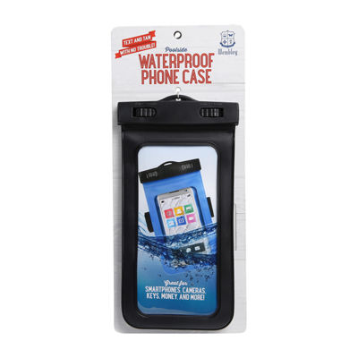 Wembley™ Waterproof Cell Phone Case