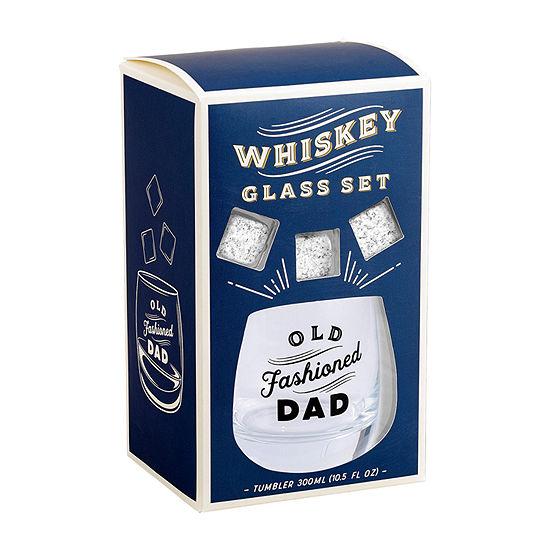 Noble Supply Co.™ Whiskey Glass Set