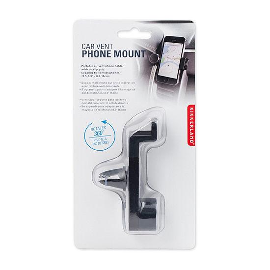 Kikkerland® Air Vent Phone Holder