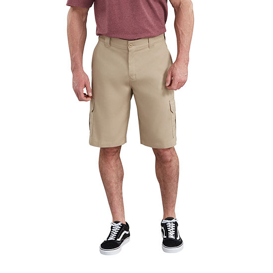 Dickies® WR566 Men's Low Rise Active Waist Moisture Wicking Workwear Shorts
