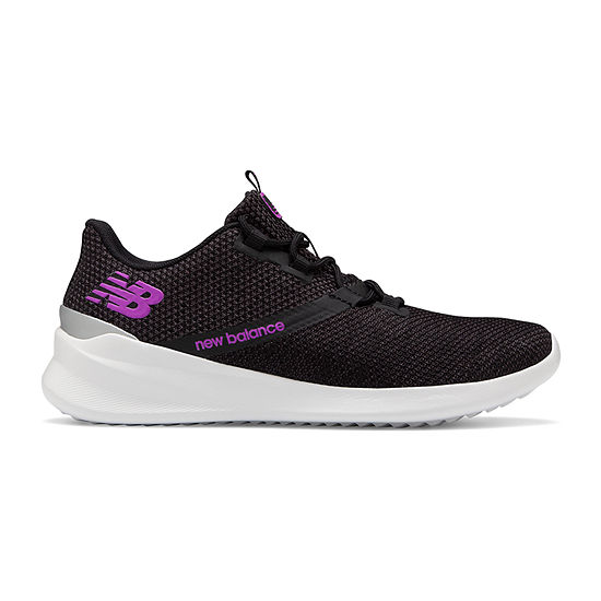 New Balance District Run Womens Lace Up Running Shoes