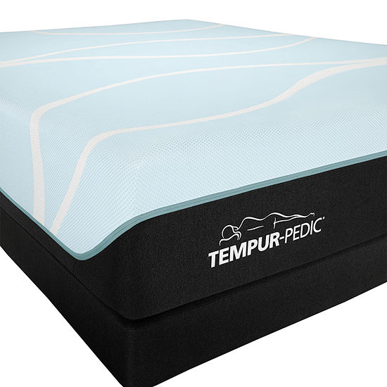 TEMPUR-Pedic ProBreeze™ Medium Hybrid – Mattress + Box Spring