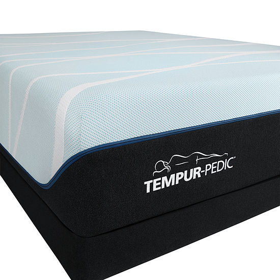 TEMPUR-Pedic LuxeBreeze™ Soft – Mattress + Box Spring