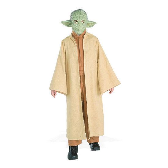 Star Wars Boys Deluxe Yoda Costume