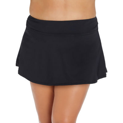 Ambrielle Swim Skirt-Plus