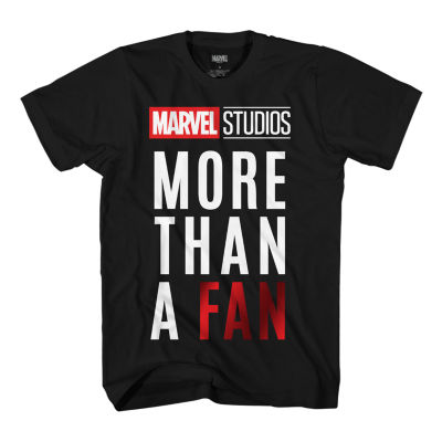 Mens Marvel Graphic T-Shirt