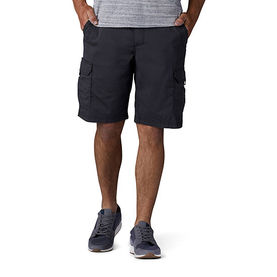 Lee Extreme Motion Crossroad Mens Mid Rise Stretch Cargo Short