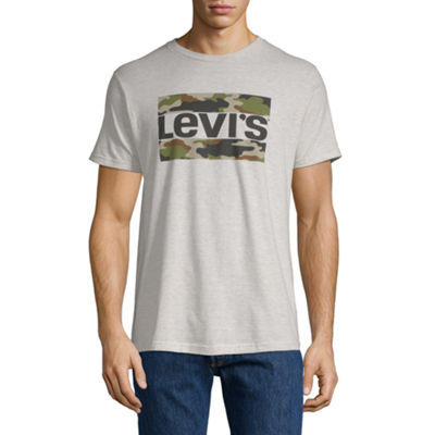 Levi's® Crew Neck Short Sleeve T-Shirt