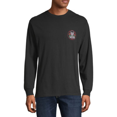 Vans Mens Crew Neck Long Sleeve T-Shirt