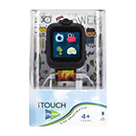 Itouch Playzoom Boys Black Smart Watch-08067m-42-1-Blt