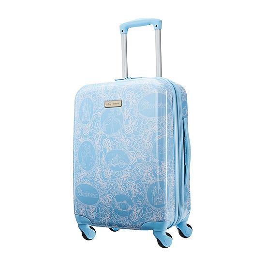 American Tourister Cinderella Cinderella 20 Inch Hardside Lightweight Luggage
