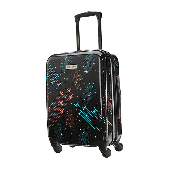 American Tourister Star Wars Galaxy Star Wars 20 Inch Hardside Lightweight Luggage