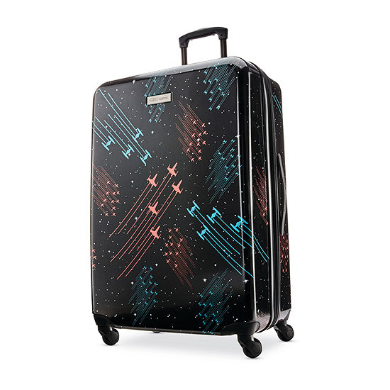 American Tourister Star Wars Galaxy Star Wars 28 Inch Hardside Lightweight Luggage