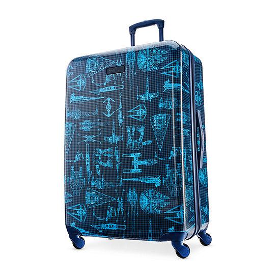 American Tourister Star Wars Intergalactic Star Wars 28 Inch Hardside Lightweight Luggage