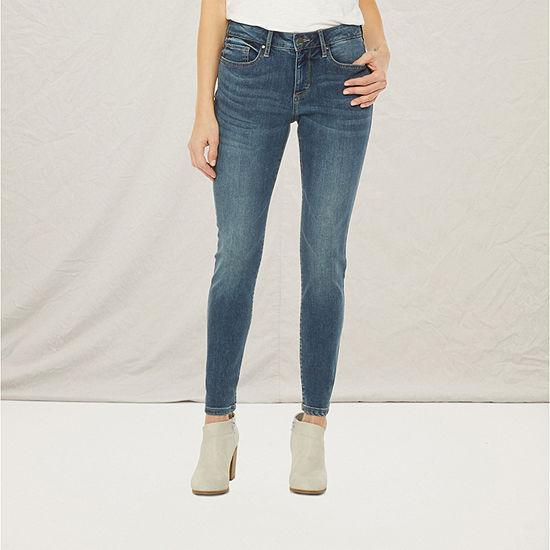 a.n.a-Tall Womens Skinny Jean