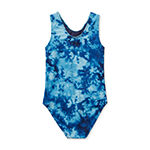 City Streets Little & Big Girls One Piece Swimsuit