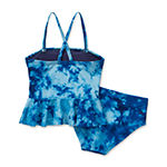 City Streets Toddler Girls Two Piece Swimsuit