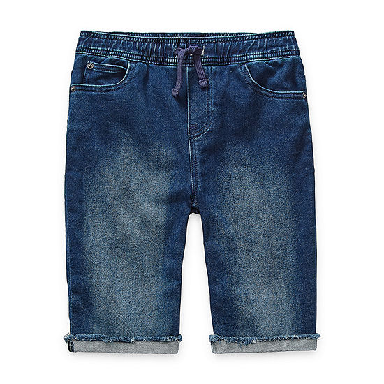 Arizona Little & Big Boys Cinched Jogger Short