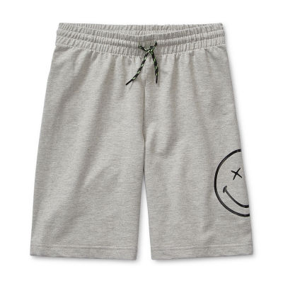 Smiley World Little & Big Boys Pull-On Short