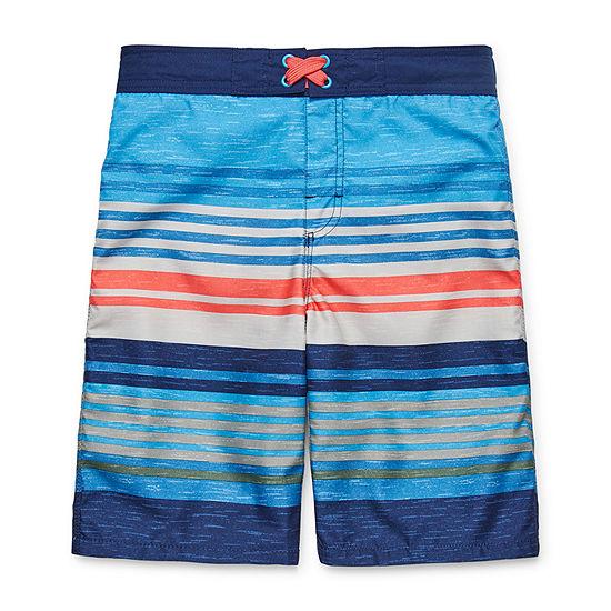 Arizona Little Kid / Big Kid Boys Swim Trunks